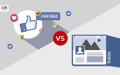 Fanpage VS Perfil de Facebook en 2020