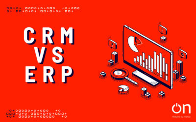 CRM VS ERP ¿Cual es mejor?